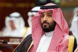 Putra Mahkota Saudi bahas energi saat berkunjung ke Korsel