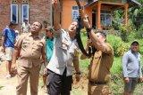 Warga Talawi Sawahlunto galakkan olahraga berburu berantas hama tupai