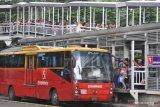 Transjakarta lakukan penyesuaian layanan sikapi situasi Jakarta