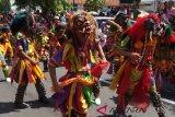 Cap Go Meh di Magelang dimeriahkan barongsai dan kesenian tradisional