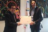 Dubes RI apresiasi atlet Indonesia