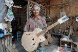 Gitar Yogyakarta diekspor ke mancanegara