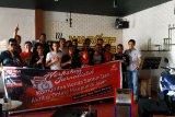 Komunitas Honda Sulteng ikut workshop jurnalistik
