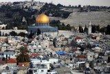 Puluhan warga Palestina ditangkap polisi Israel