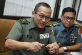 TNI ikuti data KPU-Bawaslu terkait peta kerawanan Pemilu 2019