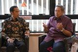 Pertemuan Jokowi dan SBY bisa jadi contoh damainya politik