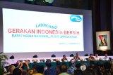 Wabup Sinjai hadiri launching Gerakan Indonesia Bersih