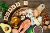 Omega-3  tak mampu atasi cemas meski menyehatkan tubuh