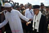 Cawapres Maruf Amin ziarah ke Makam Ulama Syekh Yusuf