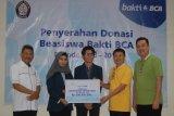 BCA kucurkan beasiswa Rp4,95 miliar untuk 16 PTN