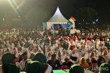 Puluhan ribu orang hadiri Haul Gus Dur