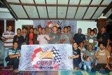 Neko pimpin Komunitas motor King Dabo 17