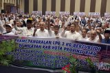 Pangkalan Elpiji 3 Kilo di Riau Deklarasi Dukung Jokowi-Amin, Begini Alasannya