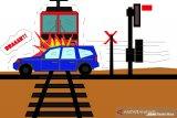 Tujuh tewas tertabrak kereta api di Indramayu