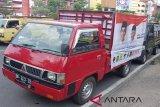 Ramainya Deklarasi Pangkalan Elpiji 3 Kilo Dukung Jokowi-Amin, Jalanan Sampai Macet