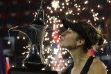 Taklukkan Kvitova, Bencic juara di Dubai Duty Free