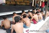 18 pemuda Palangka Raya terlibat tawuran saat Car Free Day