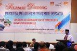 Padang bekali pemandu wisata standar Kompetensi Kerja Nasional Indonesia