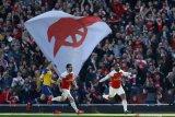 Arsenal geser MU usai kalahkan Southampton