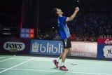 Ganda campuran Indonesia berguguran di babak dua