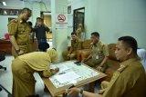 Karo Humas Pemprov Sulteng pimpin sertijab pejabat pengawas