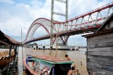 Wagub : Jembatan Musi VI akan rampung 2020