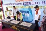 Wakil Bupati Lombok Timur luncurkan Program Desa Swadaya Kebersihan