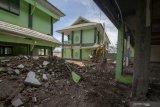 Jelang opspek, Mahasiswa khawatir gedung runtuh lagi
