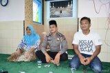 Seorang polisi di Tanah Datar sisihkan gaji bangun mushala