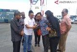 Tujuh kontainer berisi surat suara telah di Pelabuhan Tenau
