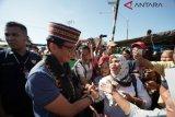Para pedagang minta Sandi perbaiki Pasar Waekesambi