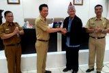 Mahasiswa Institut Agama Hindu KKN di Barito Utara