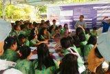 DSLNG perkenalkan konservasi burung maleo kepada siswa SD