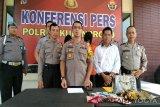 Polres Kulon Progo amankan pengedar uang palsu