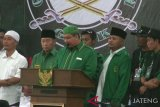 PPP versi Muktamar Jakarta dan GPK deklarasi dukung Prabowo
