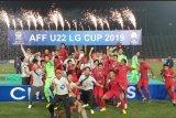 Kunci keberhasilan timnas U-22 adalah semangat juang tinggi