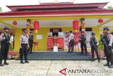 Belasan Polisi bersenjata lengkap amankan perayaan Imlek di Palangka Raya