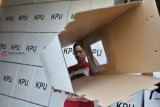 KPU Baubau rakit 2.333 kotak suara untuk pemilu