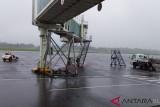 Penerbangan menuju Manado gagal mendarat akibat cuaca buruk