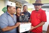Bank SulutGo langsung bantu makanan-minuman korban banjir-longsor Manado