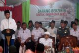 Presiden Jokowi hadiri