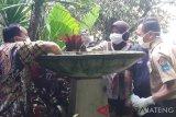 Banyak ditemukan jentik nyamuk di rumah dinas Bupati Temanggung