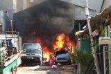 Dua petinggi di Jateng koordinasi teror bakar mobil