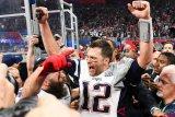 Antar Patriots menangi Super Bowl lagi, jari Brady kini dihiasi enam cincin juara