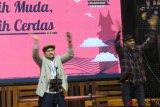 Narasi.tv ajak generasi muda Padang jadi pemilih cerdas