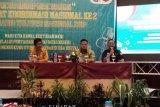 LPPL Radio Lansek Manih ikuti Rakornas II LPPL Rradio televisi nasional
