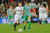 Valencia tekuk Betis 1-0, tantang Barcelona di final Piala Raja