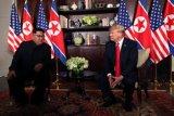 Trump: Saya terima surat 'manis' dari Kim