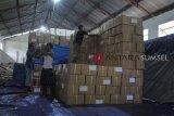 Distribusi logistik pemilu sesuai target