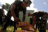 TNI merehab rumah korban puting beliung